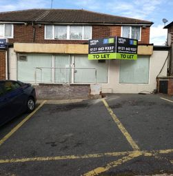 Thumbnail Retail premises to let in Eaton Green Road, Luton