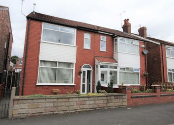 Thumbnail 3 bed semi-detached house for sale in Graham Road, Offerton, Stockport