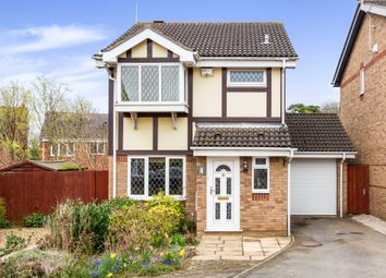Thumbnail 3 bed detached house for sale in Andrews Way, Raunds, Wellingborough