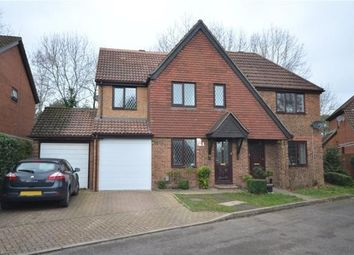 Thumbnail 3 bed semi-detached house for sale in Shire Avenue, Ancells Farm, Fleet