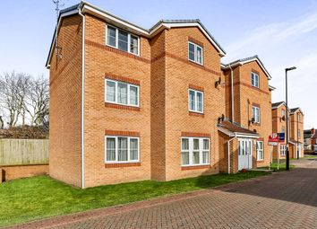 Thumbnail 2 bed flat for sale in Fielder Mews, Sheffield