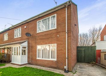 Thumbnail 4 bedroom end terrace house for sale in Aberporth Road, Cardiff