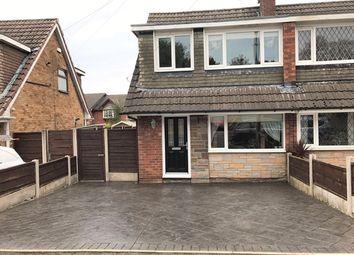 Thumbnail 3 bed semi-detached house to rent in Neston Road, Tottington, Bury
