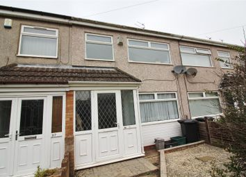Thumbnail 2 bedroom terraced house for sale in St. Aubins Avenue, Brislington, Bristol
