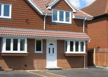 Thumbnail 3 bedroom end terrace house to rent in Emporia Close, Deal