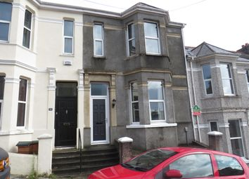 Thumbnail 4 bed property to rent in Ivydale Road, Mannamead, Plymouth