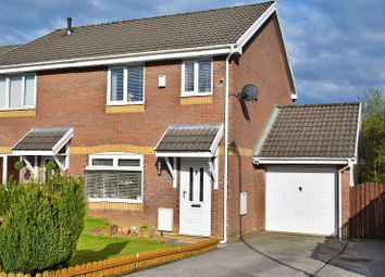 Thumbnail 3 bed end terrace house for sale in Pen-Y-Parc, Ebbw Vale