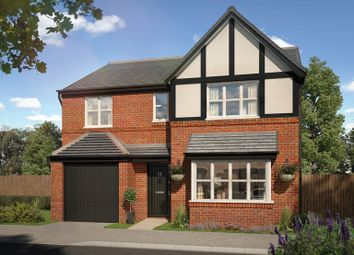 Thumbnail 4 bed detached house for sale in Bury & Bolton Road, Bury