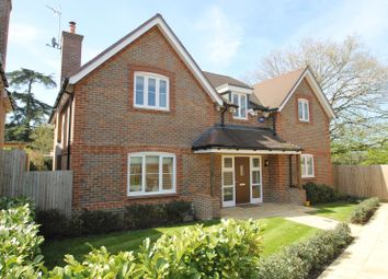 Thumbnail 4 bed detached house to rent in Horizon Close, Brasted, Westerham