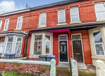 Thumbnail 2 bed terraced house for sale in Manchester Road, Blackpool, Lancashire, .