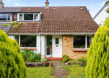 Thumbnail 4 bed semi-detached house for sale in Kilmardinny Grove, Glasgow