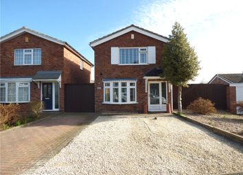 Thumbnail 3 bed detached house for sale in Whitehouse Close, Shelton Lock, Derby
