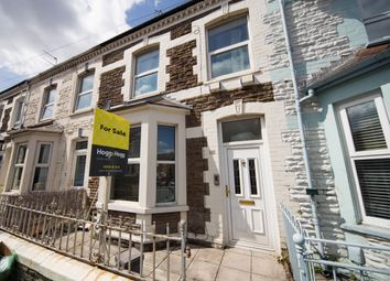 1 bed flat for sale in Railway Street, Splott, Cardiff CF24