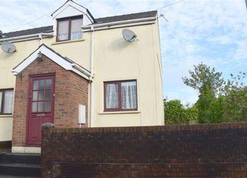 Thumbnail 2 bed end terrace house for sale in Park Lane, Off Lower Park Street, Pembroke Dock
