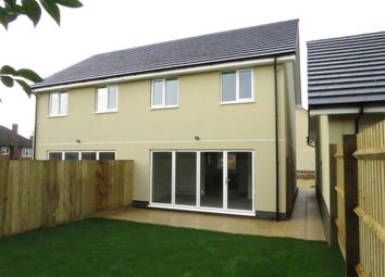 Thumbnail 3 bed semi-detached house for sale in Brock Close, Wittering, Peterborough
