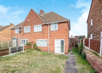 Thumbnail 3 bed semi-detached house for sale in Rufford Street, Worksop