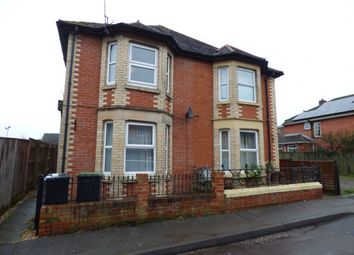 Thumbnail 1 bed flat to rent in Buckingham Road, Gillingham