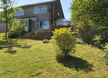 Thumbnail 2 bed semi-detached house for sale in Brigham Court, Caerphilly