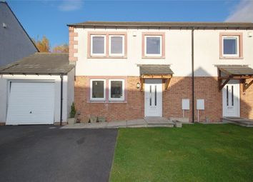 Thumbnail 3 bed semi-detached house to rent in 24 Westmorland Rise, Appleby-In-Westmorland, Cumbria