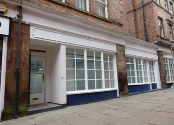 Thumbnail Retail premises to let in St Cuthberts Lane, 17/18, Unit 1, Carlisle