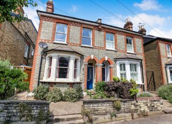 Thumbnail 3 bed semi-detached house to rent in Eastbury Road, Kingston Upon Thames