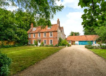 Warborough Road, Shillingford, Wallingford, Oxfordshire OX10. 5 bed detached house