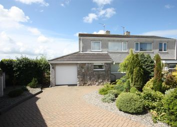 Thumbnail 3 bed semi-detached house for sale in Carrog, 10 Alaw View, Rhosybol