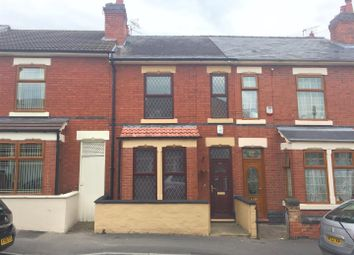 Thumbnail 3 bed terraced house for sale in Fairfax Road, New Normanton, Derby