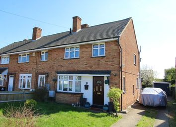 3 bed end terrace house for sale in St. Marys Road, Wootton, Bedford, Bedfordshire MK43