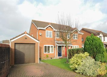 Thumbnail 3 bed semi-detached house for sale in Olive Close, Whittle-Le-Woods, Whittle-Le Woods