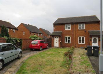 Thumbnail 2 bed semi-detached house for sale in Springslade Drive, Erdington, Birmingham