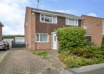 Thumbnail 2 bed semi-detached house for sale in Latimer Drive, Bramcote, Nottingham