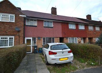 Thumbnail 3 bed terraced house for sale in Denham Road, Feltham