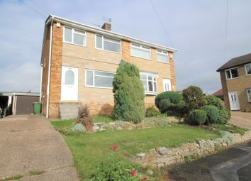 Thumbnail 3 bed semi-detached house to rent in Highland Close, Pontefract