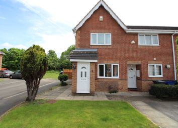 Thumbnail 2 bedroom end terrace house to rent in Manor House Court, Doncaster