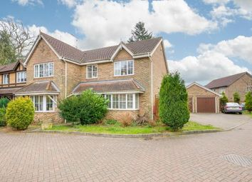 Thumbnail 4 bed detached house for sale in Grenville Way, Stevenage, Hertfordshire