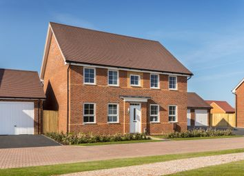 """Thumbnail 4 bedroom detached house for sale in """"Staunton"""" at Drift Road, Selsey, Chichester"""