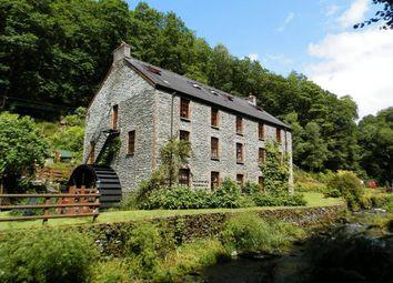 Thumbnail 10 bed farmhouse for sale in Cwmcych, Cwmcych, Newcastle Emlyn, Carmarthenshire