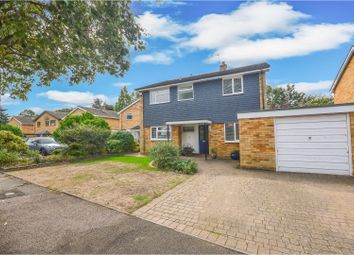 Thumbnail 4 bed detached house for sale in Rosemary Drive, Bromham