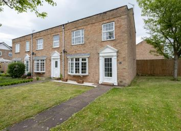 Thumbnail 3 bed end terrace house for sale in Fosseway Avenue, Moreton In Marsh, Gloucestershire