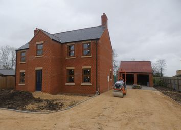Thumbnail 4 bed detached house for sale in Church Gardens, Westry, March