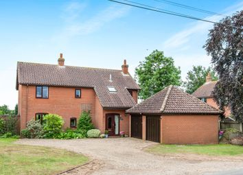 4 bed detached house for sale in Vicarage Road, Wingfield, Diss IP21