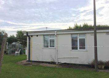 Thumbnail 1 bed semi-detached bungalow to rent in St. Peters Lane, Trusthorpe, Mablethorpe