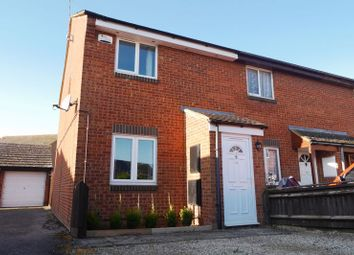 Thumbnail 2 bed end terrace house to rent in Leach Road, Berinsfield, Wallingford