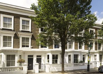 Thumbnail 4 bed terraced house for sale in Stanford Road, Kensington, London