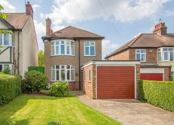 Thumbnail 4 bedroom detached house for sale in Roseford Road, Cambridge