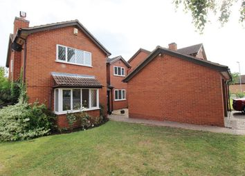 Thumbnail 5 bed detached house for sale in Sharp Close, St. Ives, Huntingdon