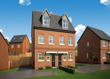 Thumbnail 3 bed semi-detached house for sale in Barrowdale Road Borrowdale Road, Middleton, Manchester
