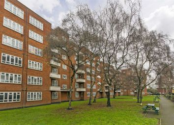 Thumbnail 4 bed flat to rent in Jackman Street, London