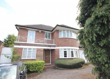 Thumbnail 5 bed detached house to rent in Heathcroft, Ealing